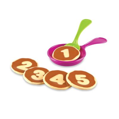 Learning Resources Bright Bites™ Number Stack Pancakes