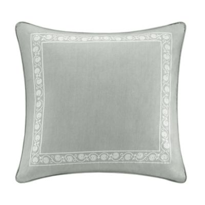 Echo Design™ Caravan European Pillow Sham in Onyx