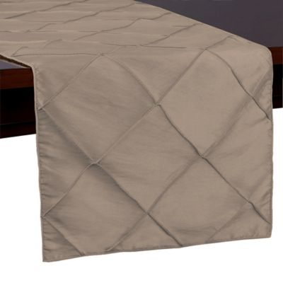 Bombay 54-Inch Table Runner in Taupe