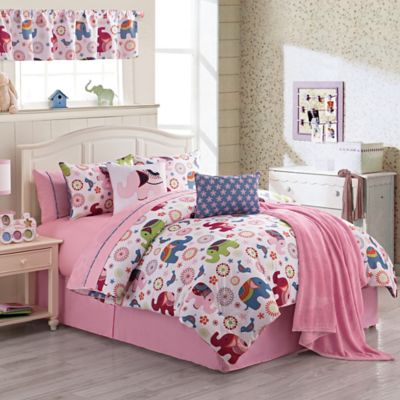 VCNY 11-13 Piece Zoe Full Comforter Set