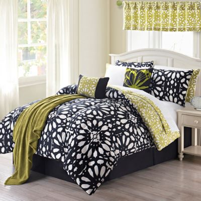 VCNY 11-Piece Brookelyn Twin Comforter Set
