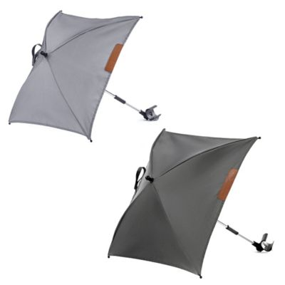 Mutsy Igo Urban Nomad Stroller Umbrella in Dark Grey