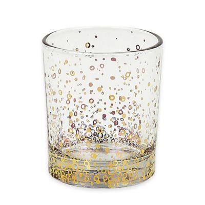 Gold Rocks Glasses