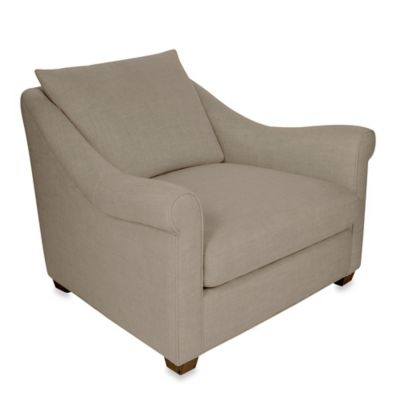 Safavieh Frasier Arm Chair in Natural
