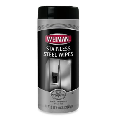 Weiman® Stainless Steel Wipes