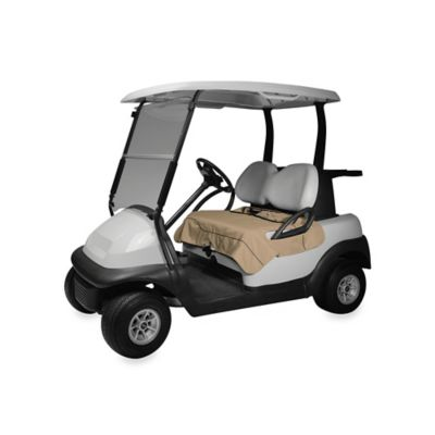 Golf Cart Seat Blanket in Khaki