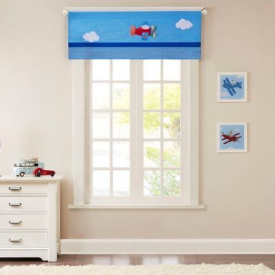 Kid Window Valance