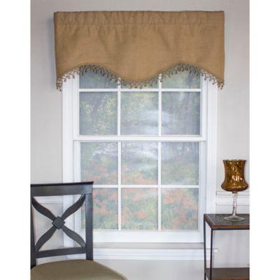 Window Treatments Valances and Cornices