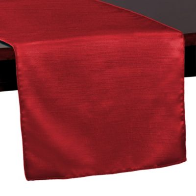 Majestic 54-Inch Table Runner in Holiday Red