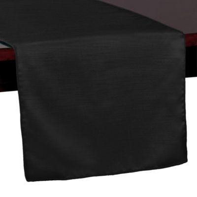 Majestic 54-Inch Table Runner in Black