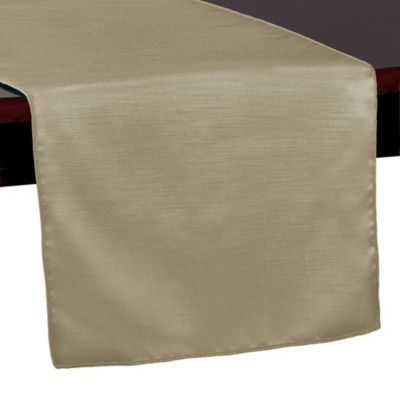 Majestic 54-Inch Table Runner in Brown