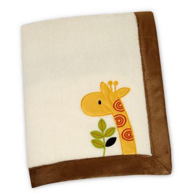 NoJo® Zoobilee Coral Fleece Blanket