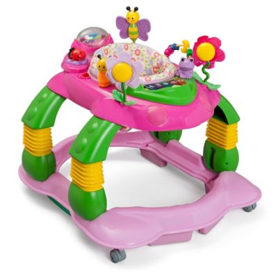 Delta™ Lil Play Station II 3-in-1 Activity Walker in Pink