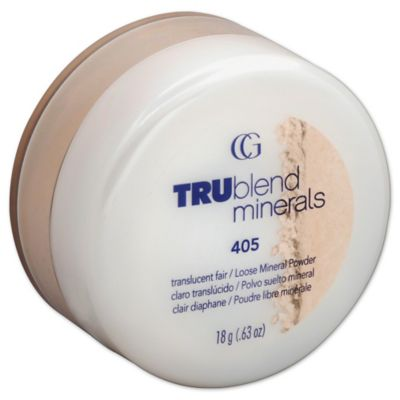CoverGirl® Trublend Minerals Loose Powder in Translucent Fair