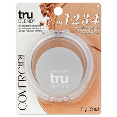 CoverGirl® Trublend Pressed Powder in Translucent Honey