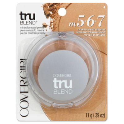 CoverGirl® Trublend Pressed Powder in Translucent Medium