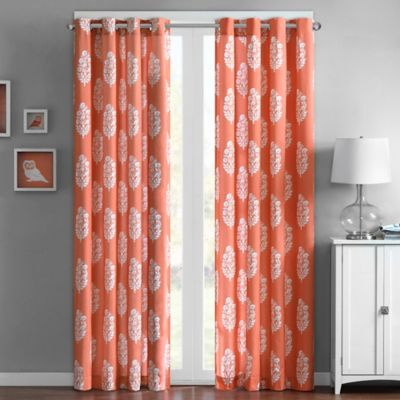 Yellow / Orange Curtains