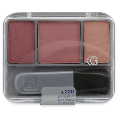 CoverGirl® Instant Cheekbones Contouring Blush in Purely Plum
