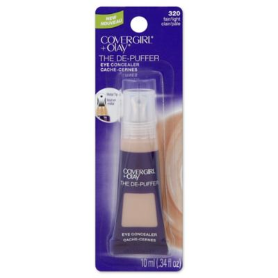 CoverGirl® Plus Olay the De-Puffer Eye Concealer in Fair Light