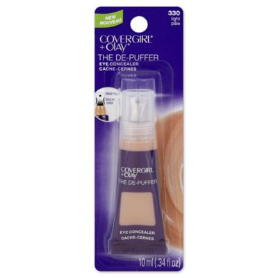 CoverGirl® Plus Olay the De-Puffer Eye Concealer in Light