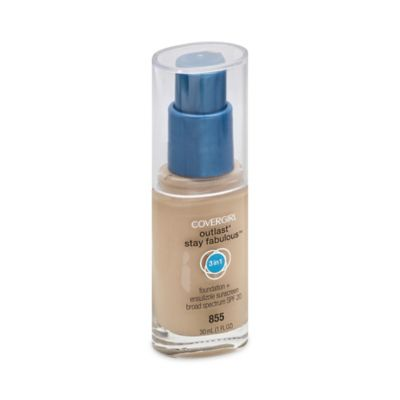 CoverGirl® Outlast® Stay Fabulous™ 3-In-1 Foundation in Soft Honey
