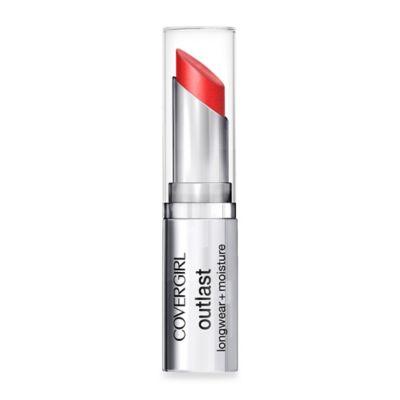 Waterproof Longwear Lipstick