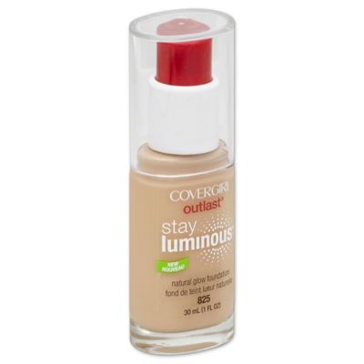 CoverGirl® Outlast® Stay Luminous Foundation in Buff Beige