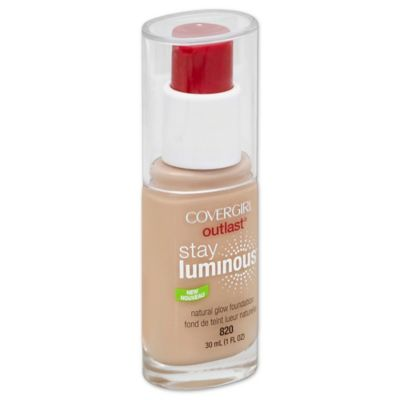 CoverGirl® Outlast® Stay Luminous Foundation in Creamy Natural