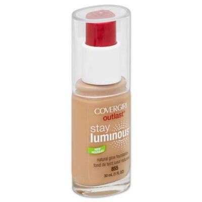 CoverGirl® Outlast® Stay Luminous Foundation in Soft Honey