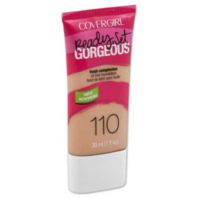 Covergirl® Ready Set Gorgeous Foundation in Creamy Natural