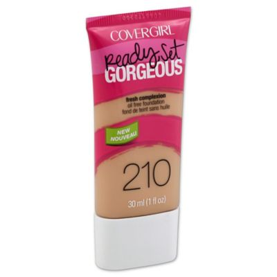 CoverGirl Gorgeous Foundation
