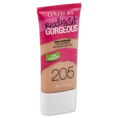 Covergirl® Ready Set Gorgeous Foundation in Medium Beige