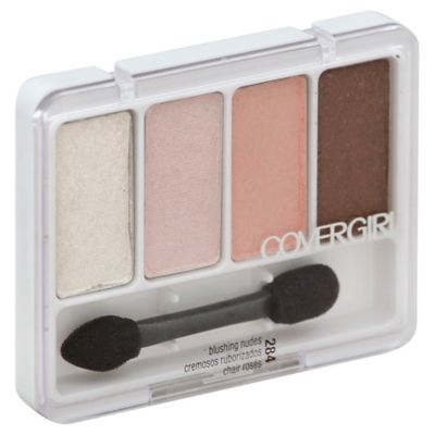 CoverGirl® Eye Enhancers 4-Kit Eye Shadow in Blushing Nudes