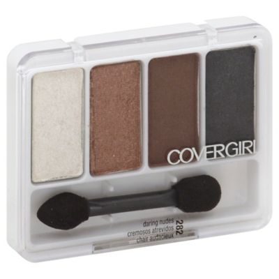CoverGirl® Eye Enhancers 4-Kit Eye Shadow in Daring Nudes