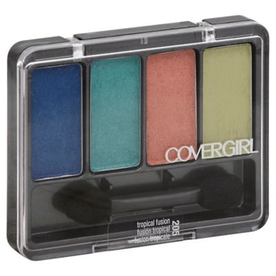 CoverGirl® Eye Enhancers 4-Kit Eye Shadow in Tropical Fusion