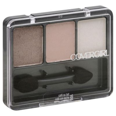 CoverGirl® Eye Enhancers 3-Kit Shadows in Café Au Lait