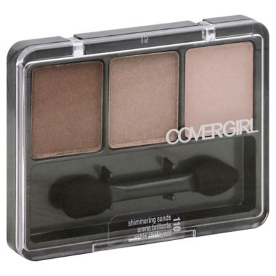 CoverGirl® Eye Enhancers 3-Kit Shadows in Shimmering Sands