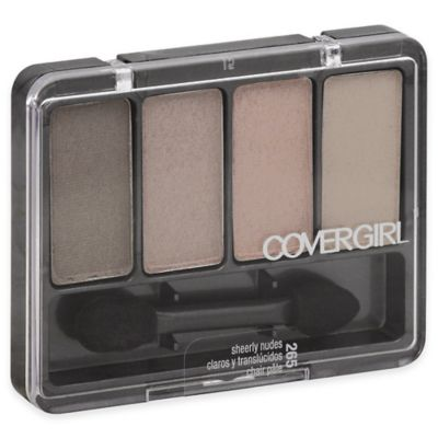 CoverGirl® Eye Enhancers 4-Kit Shadows in Sheerly Nudes