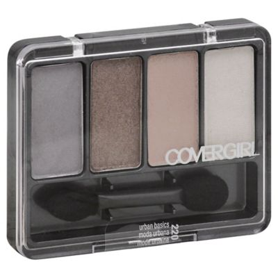 CoverGirl® Eye Enhancers 4-Kit Shadows in Urban Basics