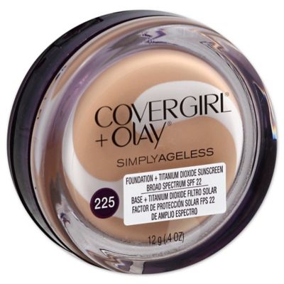 CoverGirl®+Olay Simply Ageless Foundation in Buff Beige