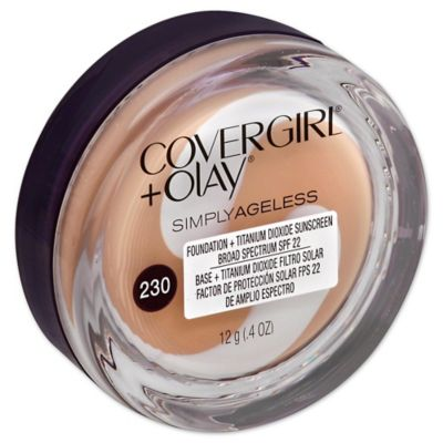 CoverGirl Ageless Foundation