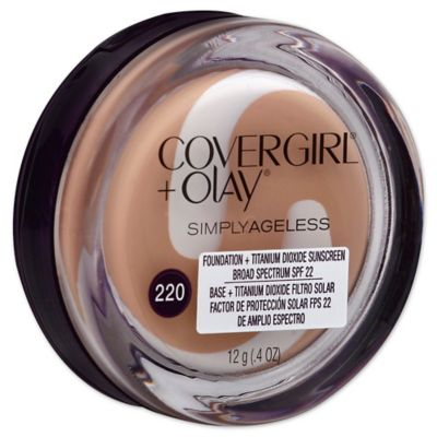 CoverGirl®+Olay Simply Ageless Foundation in Creamy Natural