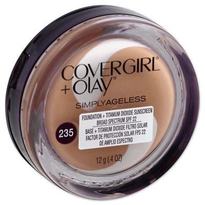 CoverGirl®+Olay Simply Ageless Foundation in Medium Light