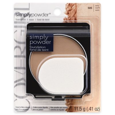 Simply Powder Foundation in Ivory