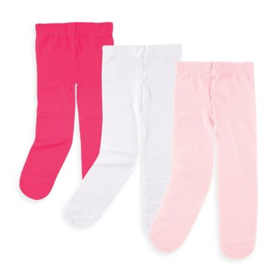 Baby Vision® Luvable Friends® Size 2-4T 3-Pack Tights