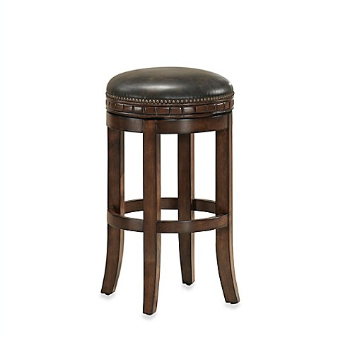 American Heritage Sonoma Stool In Suede Bed Bath Amp Beyond