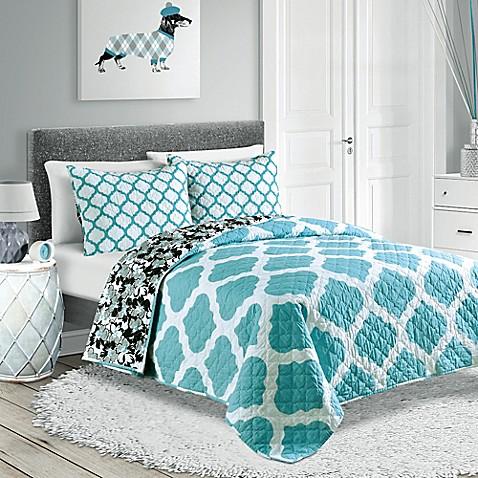 Turquoise Bedding Set Twin Xl