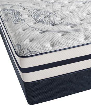 Beautyrest® Recharge® Windchase Luxury Firm Low Profile Split Queen Mattress Set