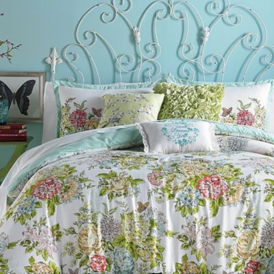 Jessica Simpson Elodie Queen 3-Piece Comforter Set