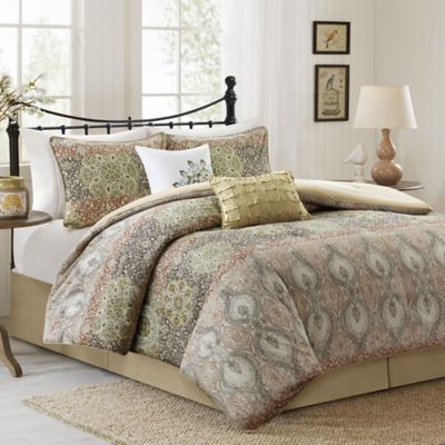 Harbor House™ Sanya King Comforter Set in Spice